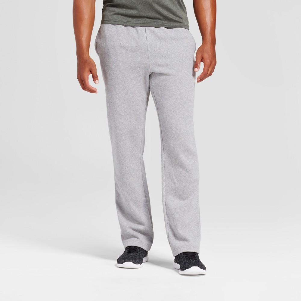 Mens Authentic Fleece Sweatpants - C9 Champion Stone Heather Xxl, Gray