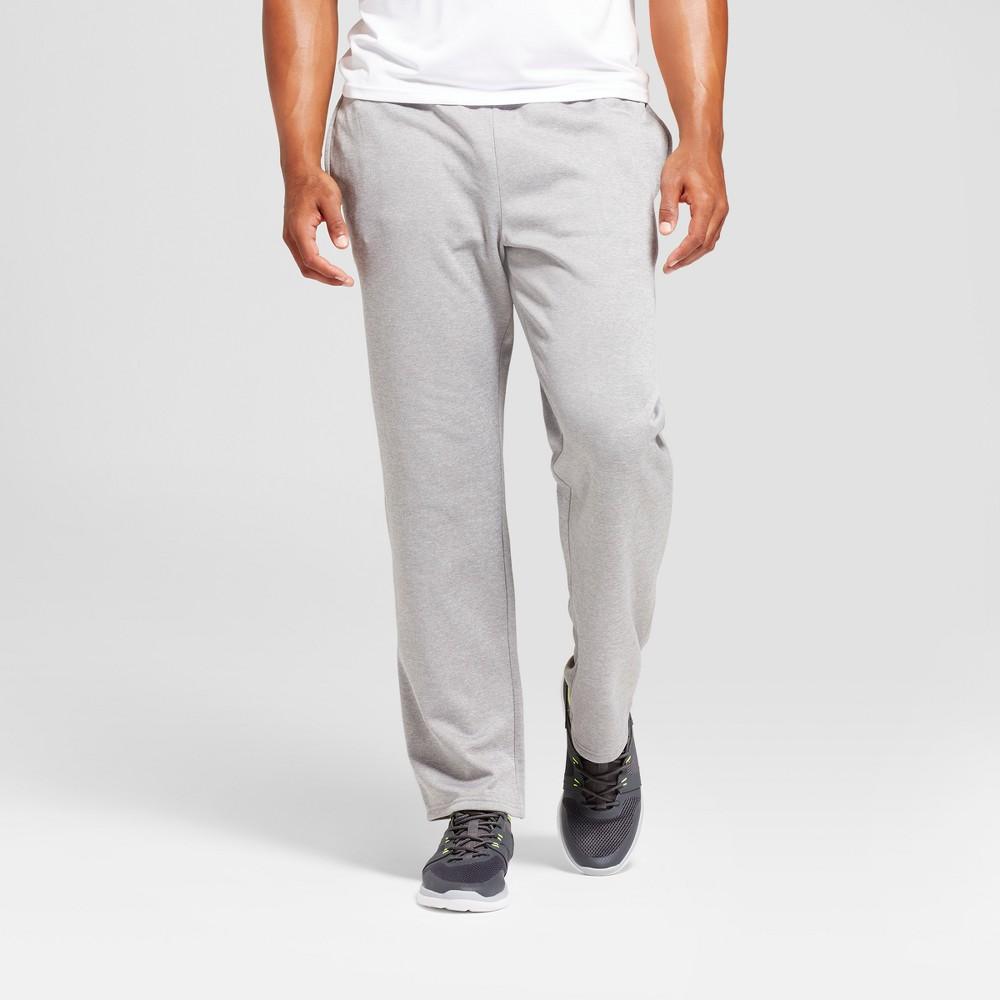 Men's Tech Fleece Pants - C9 Champion Nickel Gray Heather L