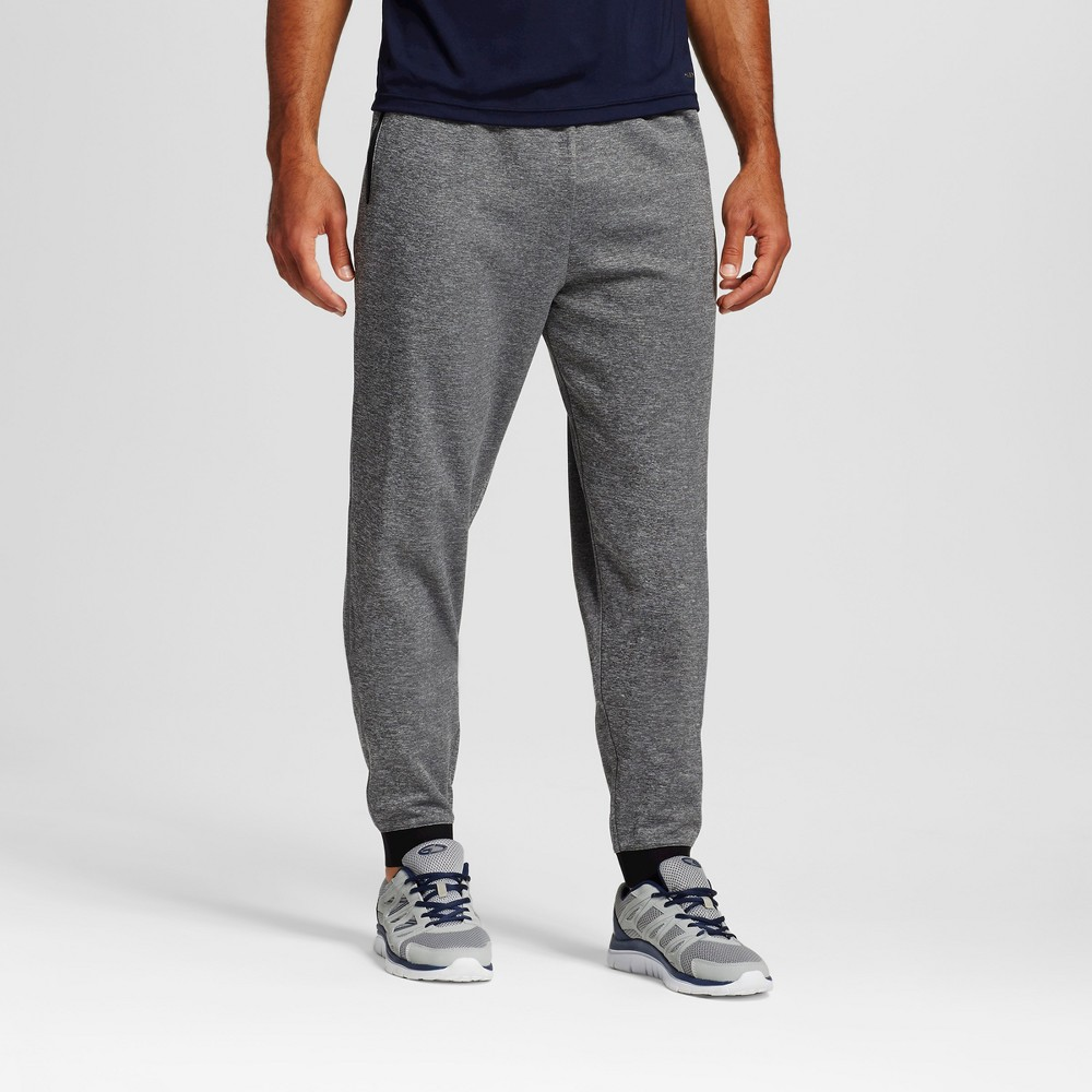 Mens Tech Fleece Jogger Pants - C9 Champion Charcoal Heather MT
