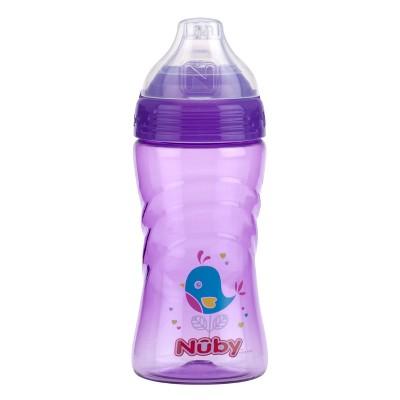 Nuby Sip it Sport Cup - Purple 12oz