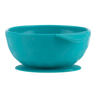 Nuby Silicone suction bowl - Aqua