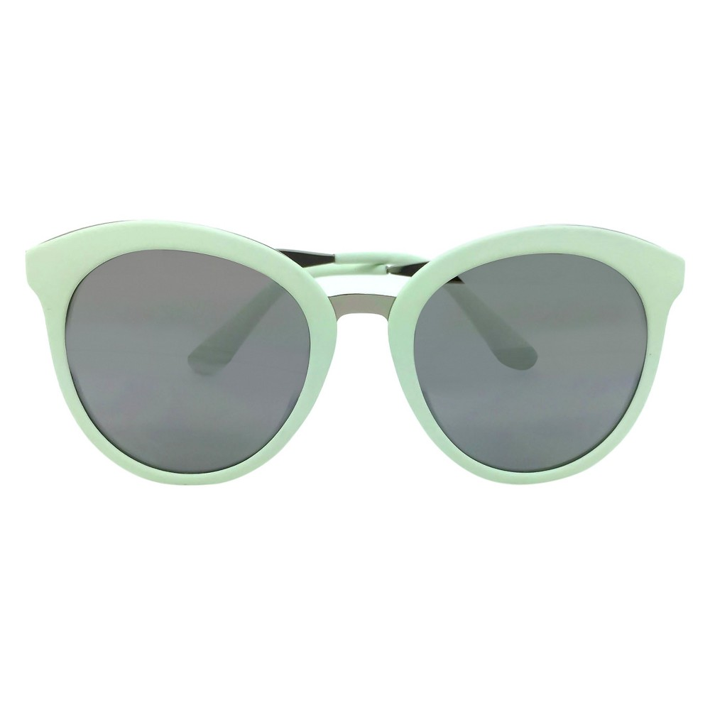 Womens Cateye Sunglasses - Green, Mint Green