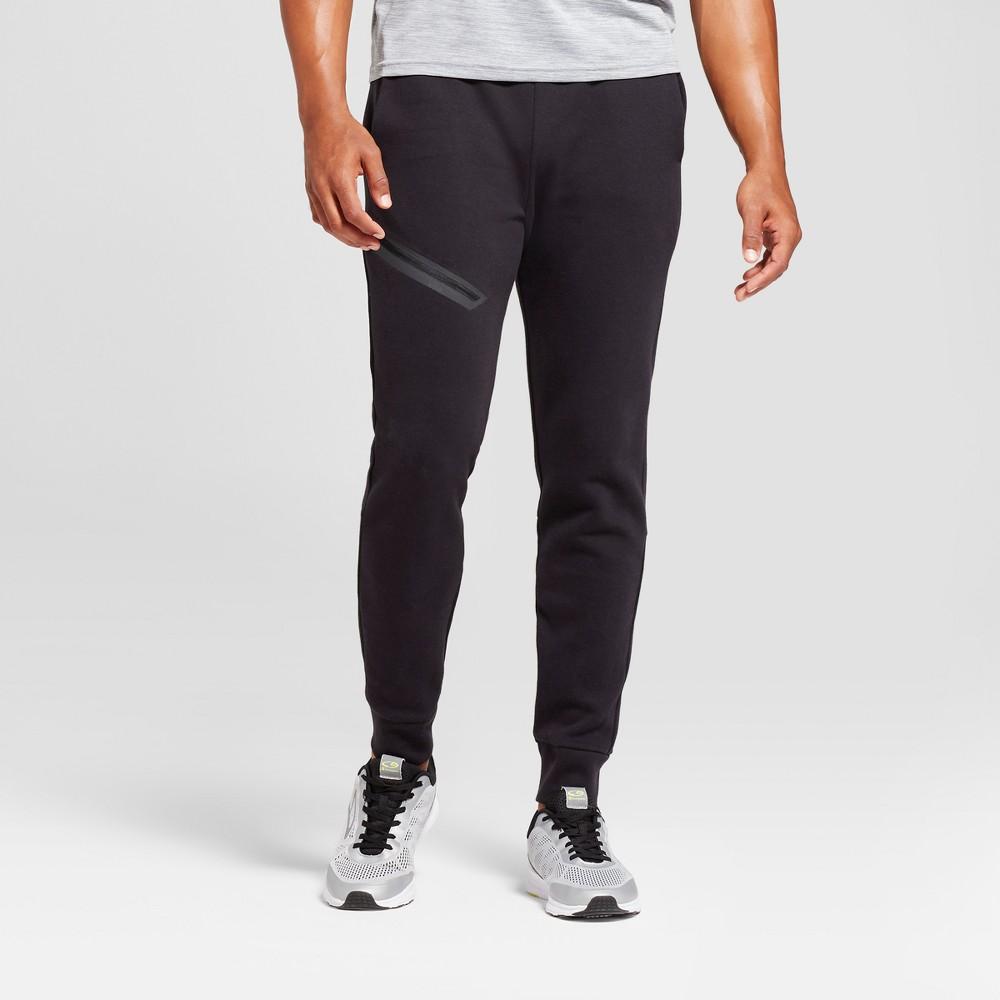 Mens Victory Activewear Jogger Pants - C9 Champion Black L Tall, Size: LT