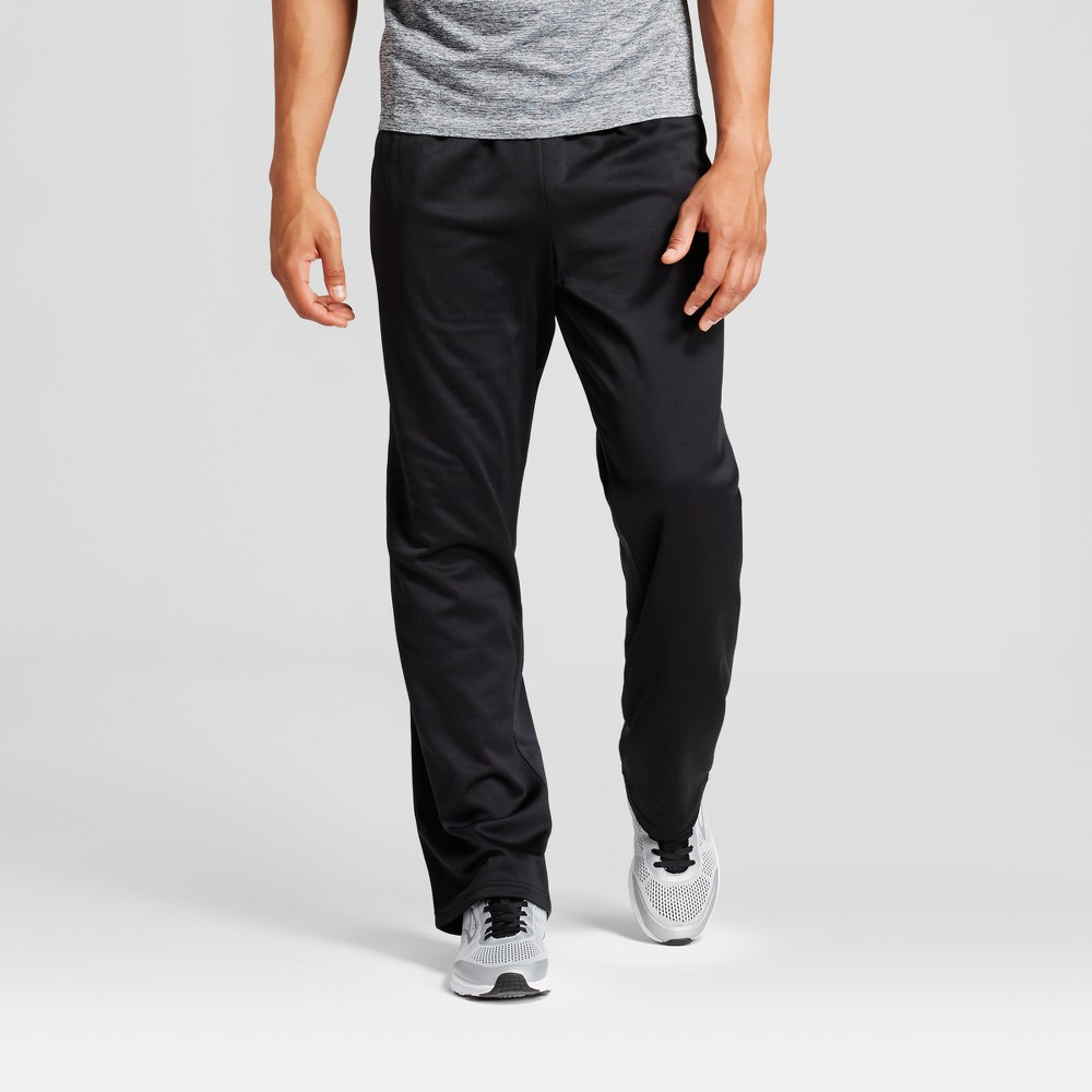 Mens Tech Activewear Pants - C9 Champion Black 2XB Tall, Size: 2XBT