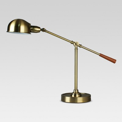 Brass Table Lamp (Includes CFL Bulb)- Threshold™