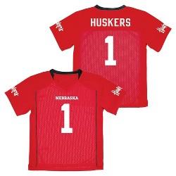 NCAA Boys' Replica Football Jersey Nebraska Cornhuskers