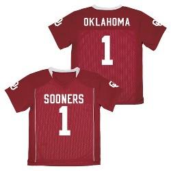 NCAA Boys' Replica Football Jersey Oklahoma Sooners