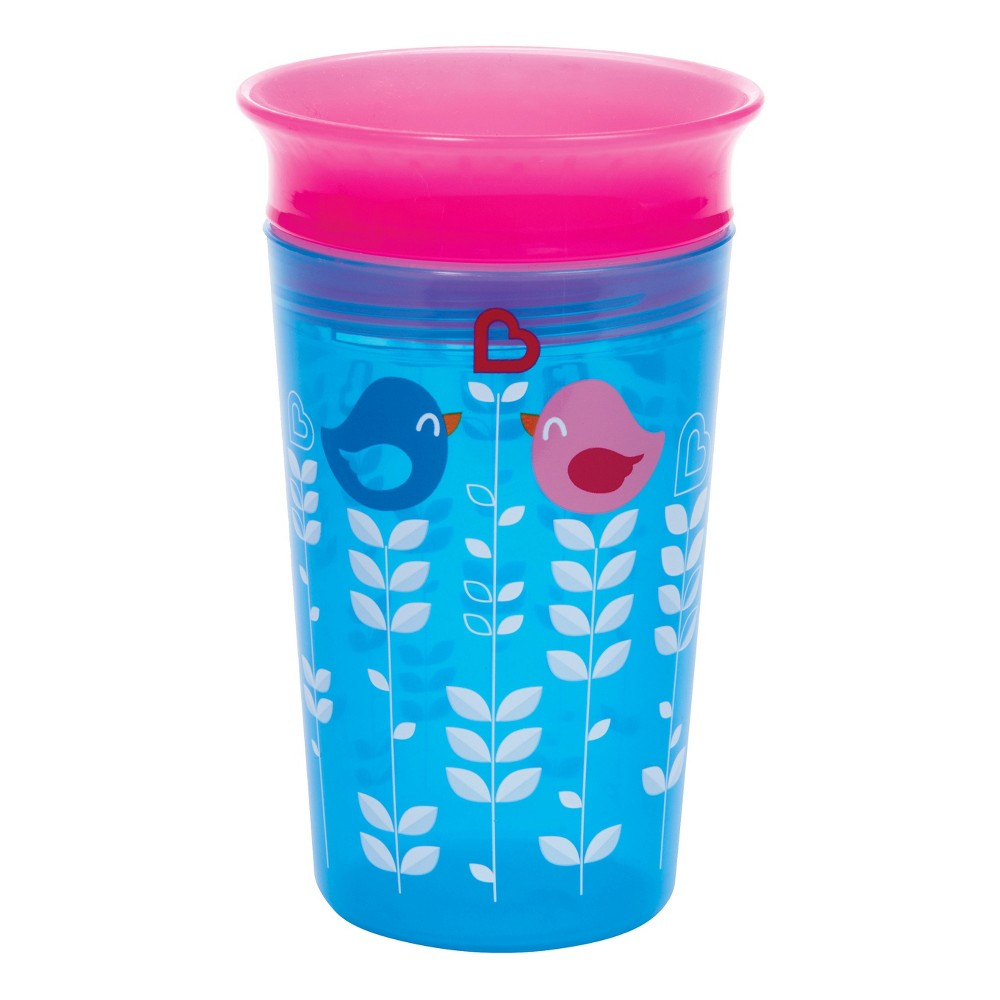 Munchkin Miracle 360 Deco Sippy Cup- 9oz, Multi-Colored