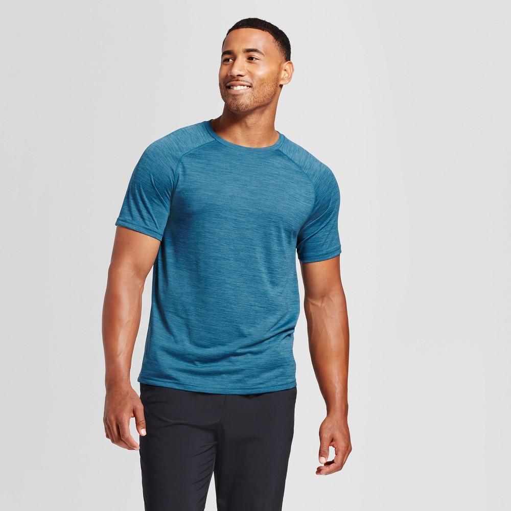 Mens Tech T-Shirt - C9 Champion Skyline Blue Heather L
