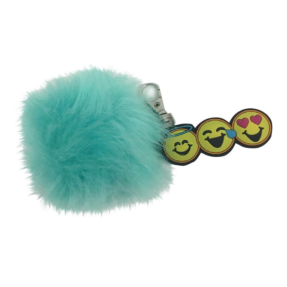 EmojiNation Keychains - Turquoise, Kids Unisex