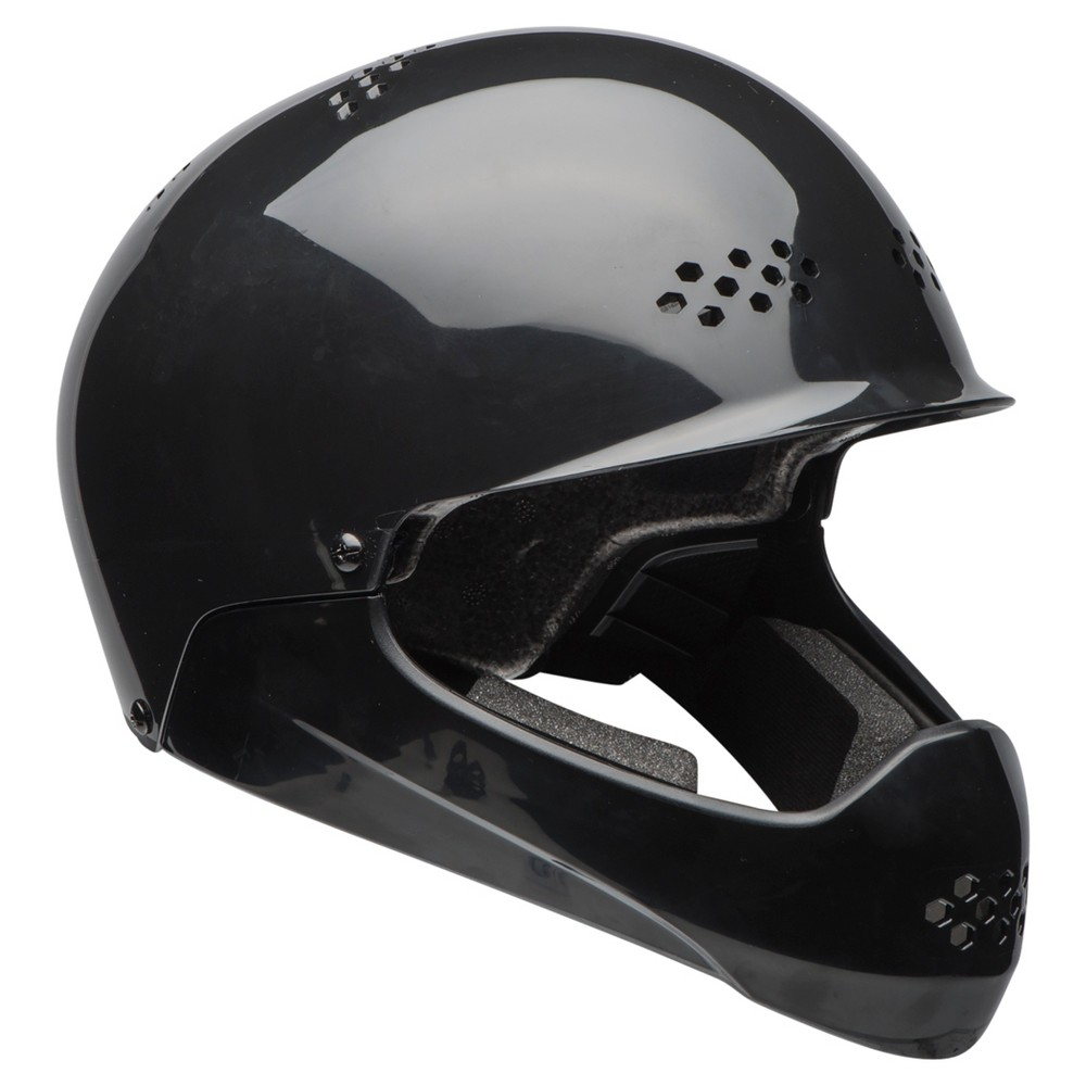 Bell Full Face Shield Child Helmet - Black