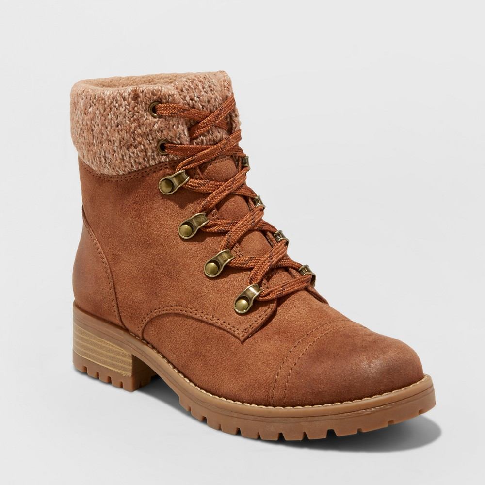 Womens Danica Hiking Boots - Mossimo Supply Co. Brown 8