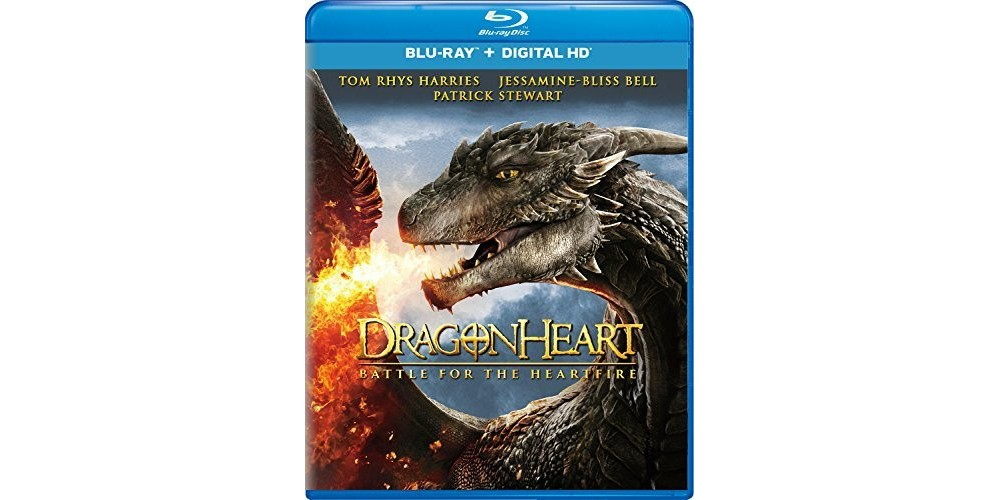Dragonheart:Battle for the heartfire (Blu-ray)