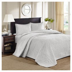 Vancouver Quilted Bedspread Set