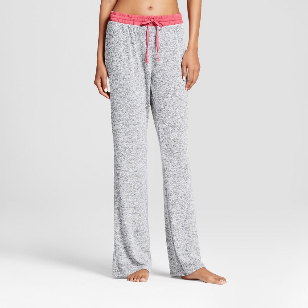Womens Pajama Pants Xhilaration S Athletic Heather, Gray