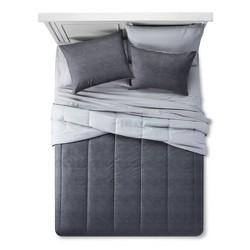 Hand Drawn Stripe Bed Set - Room Essentials™