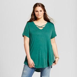 teal womens shirts : Target