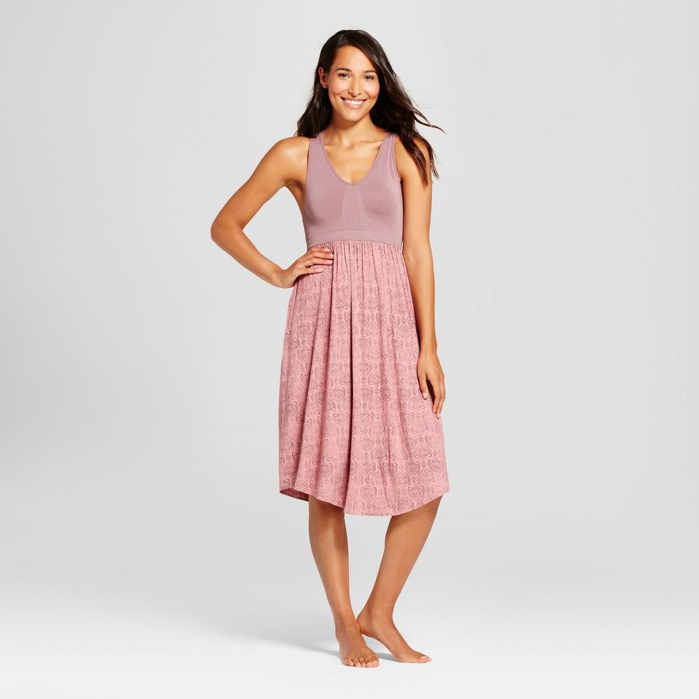 Womens Sleep chemises Holiday Rose XS, Pink