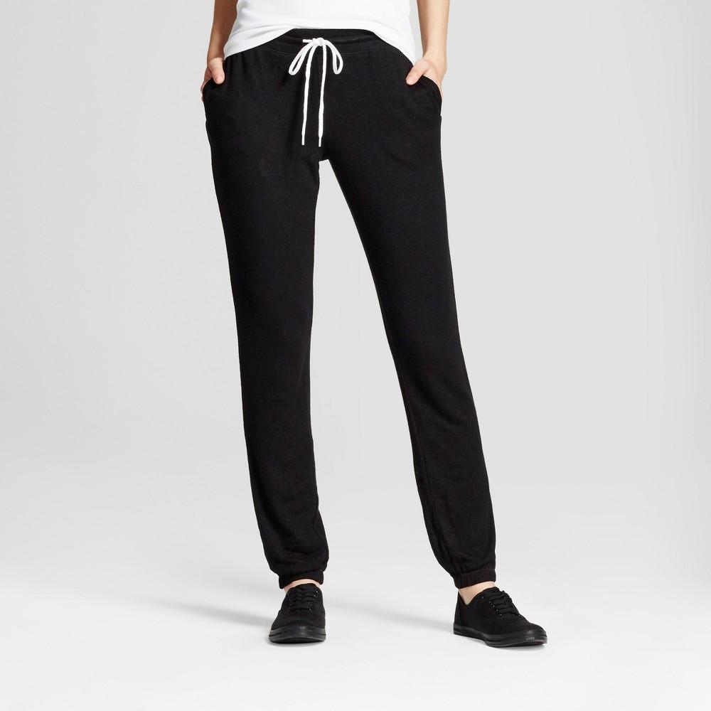 Womens Skinny Sweatpant - Mossimo Supply Co. Black Xxl