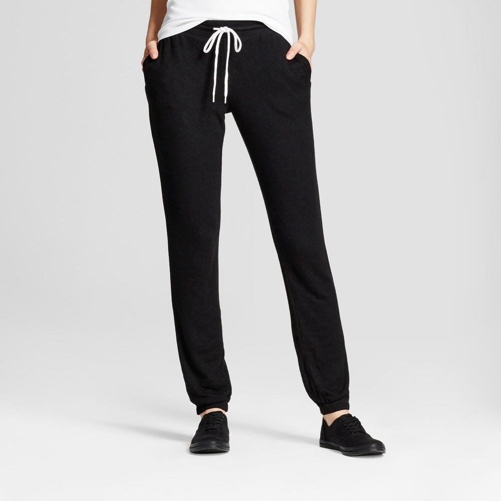 Womens Skinny Sweatpant - Mossimo Supply Co. Black S