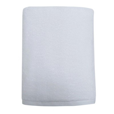 Solid Bath Towel White - eco-mélange™