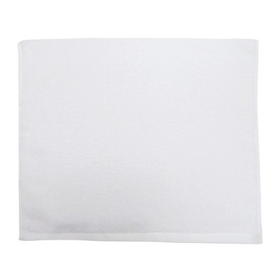 Solid Hand Towel White - eco-mélange™