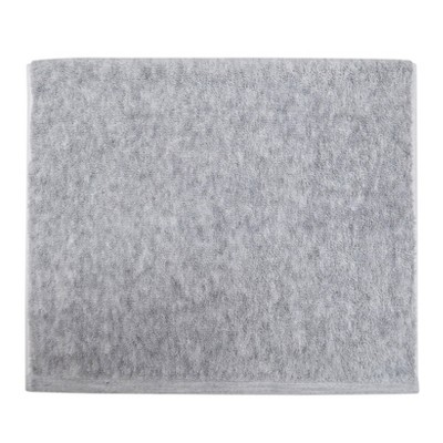Solid Hand Towel Heather Gray - eco-mélange™