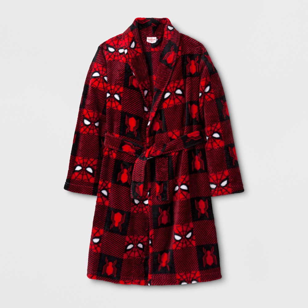 Boys' Marvel Spider-Man Pajama Set - Red S