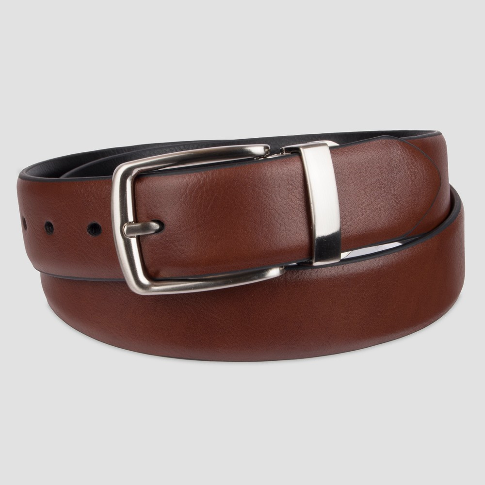 Mens Stretch Belt - Goodfellow & Co Brown L
