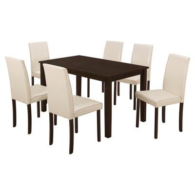 dining table cappuccino everyroom target