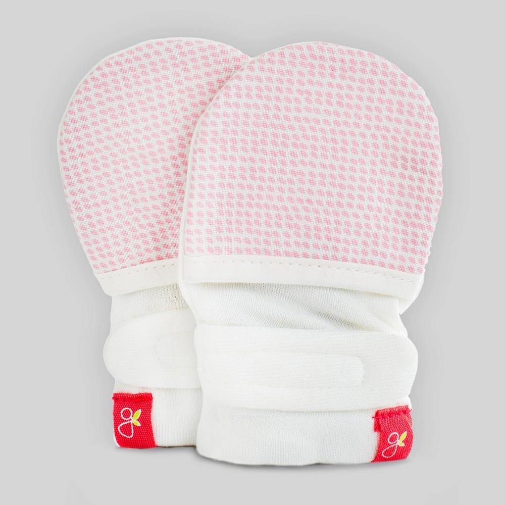 goumikids Baby Girls goumimitts Drops - Pink 0-3M, Size: 0-3 M