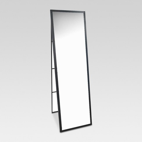 Floor Mirror - Black - Project 62™ - image 1 of 1
