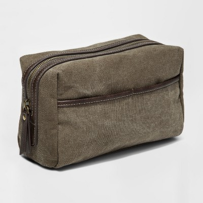 Men's Dopp Kit - Goodfellow & Co™ Brown One Size
