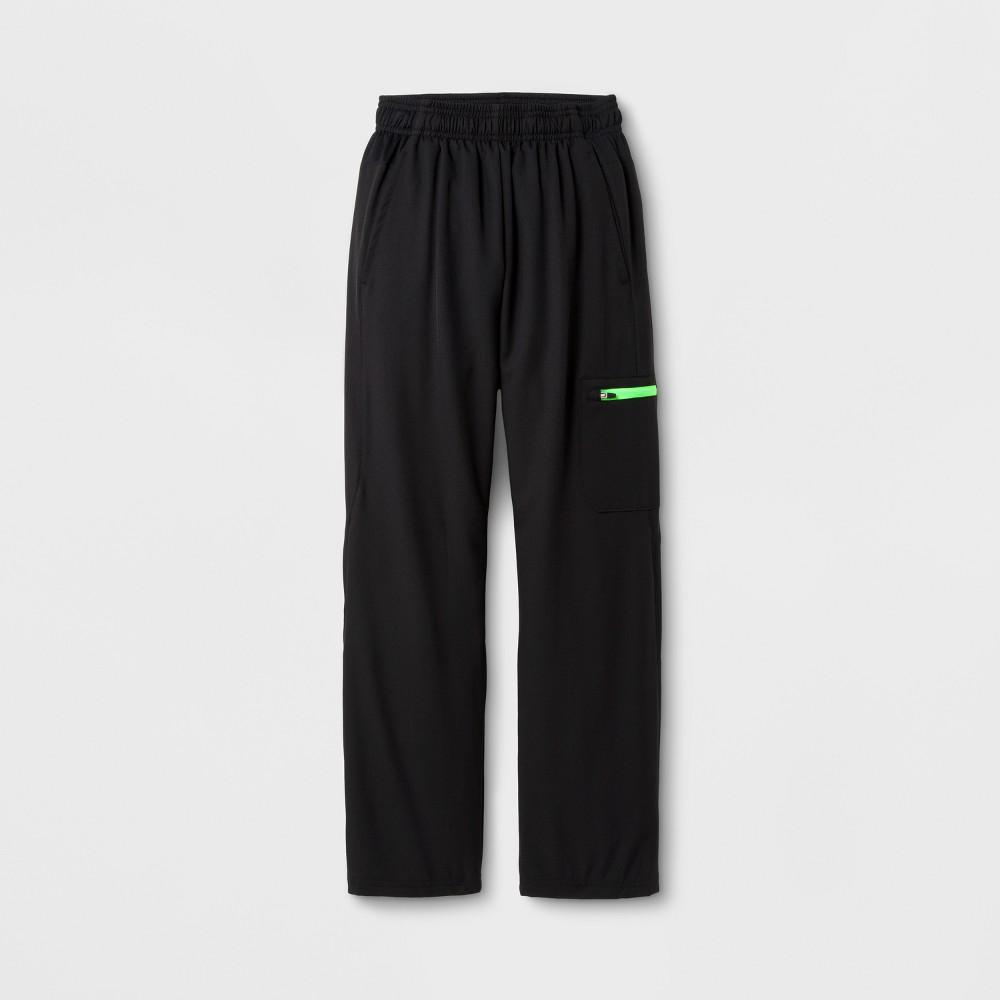 Boys' Husky Cargo Woven Pants - C9 Champion - Black Xxl Husky