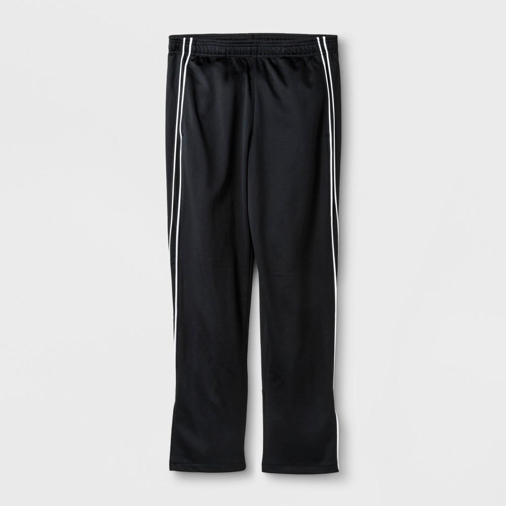 Boys' Husky Track Pants - C9 Champion - Black/White XL Husky