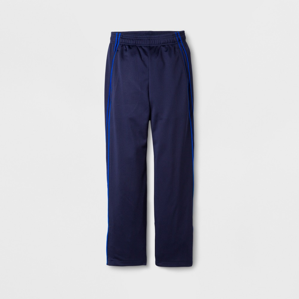 Boys' Track Pants - C9 Champion - Navy/Flight Blue M