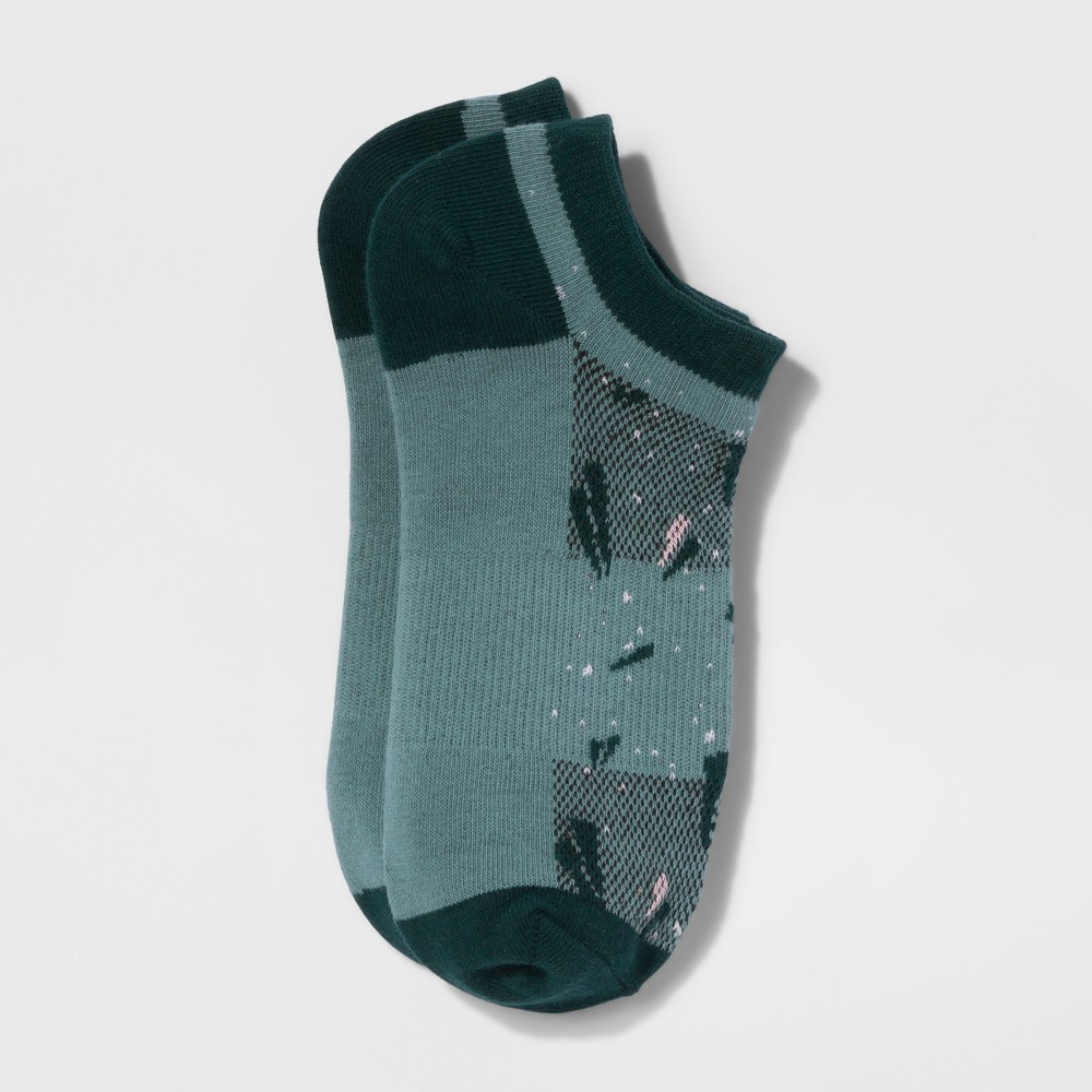 Womens Pair of Thieves Low-Cut Socks (Pride and Prejudice) - Green 4-10, Light Blue