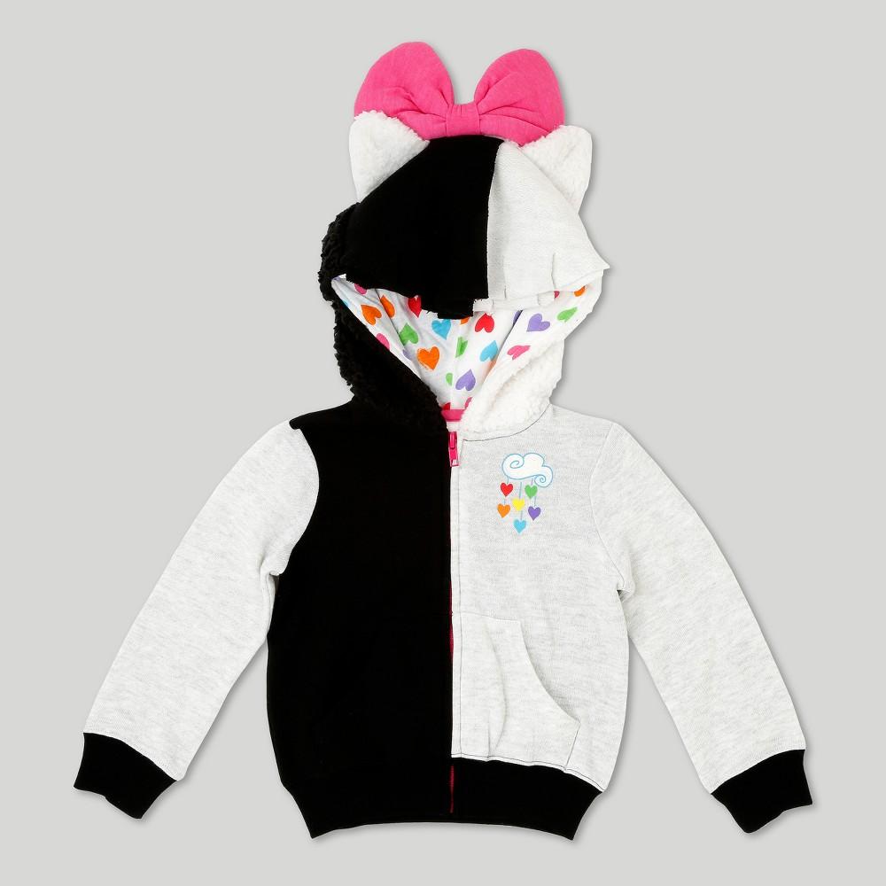 Toddler Girls My Little Pony Long Sleeve Sweatshirt - 5T, Multicolored
