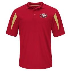 San Francisco 49ers Men's Team Logo Polo Shirt