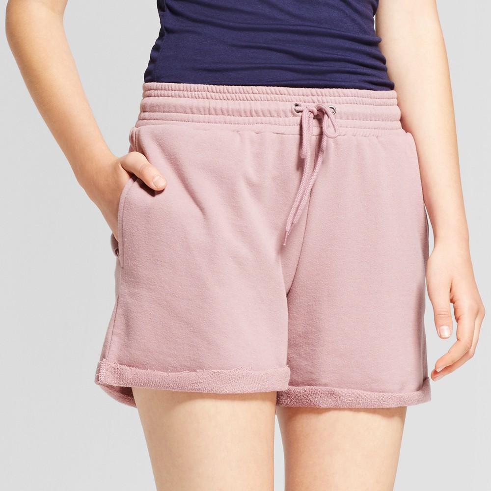 Womens Drawstring Shorts - Mossimo Supply Co. Mauve XL, Orange