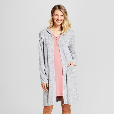 Women's Robes - Gilligan & O'Malley™ Gray XL/XXL
