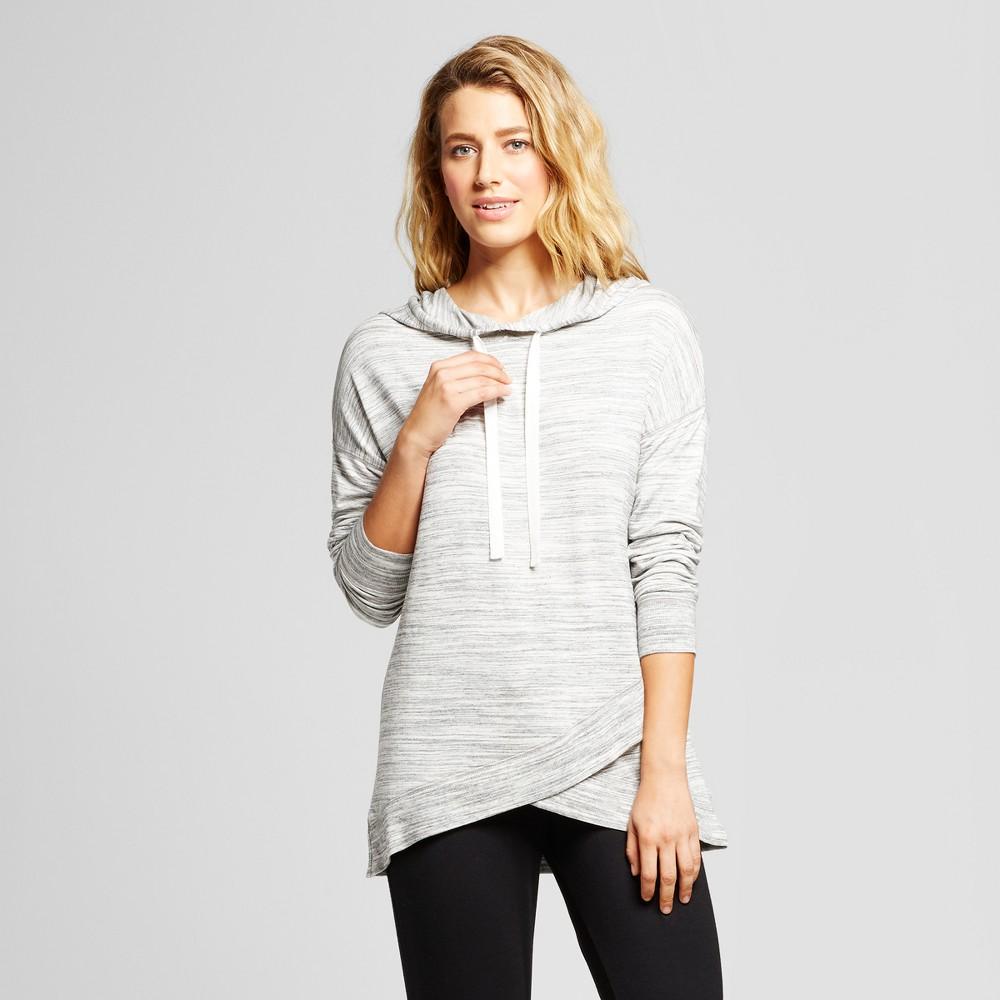 Womens Sleep sweatshirt Gray Space XS