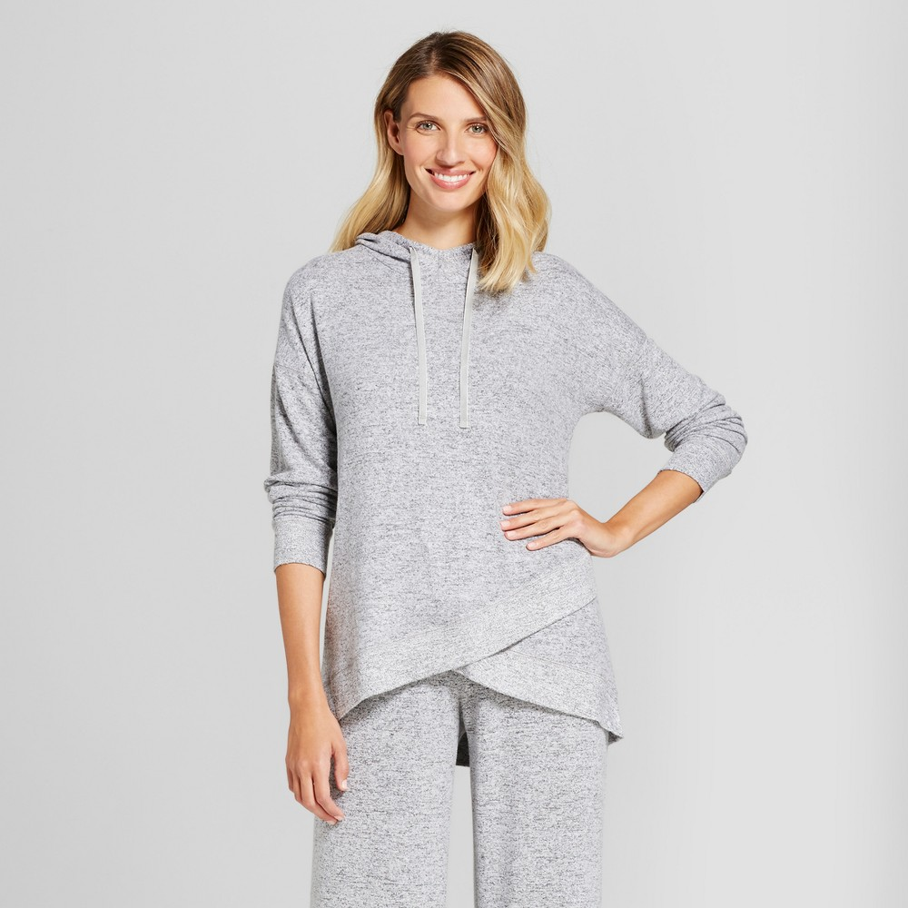 Womens Sleep sweatshirt Gray XS
