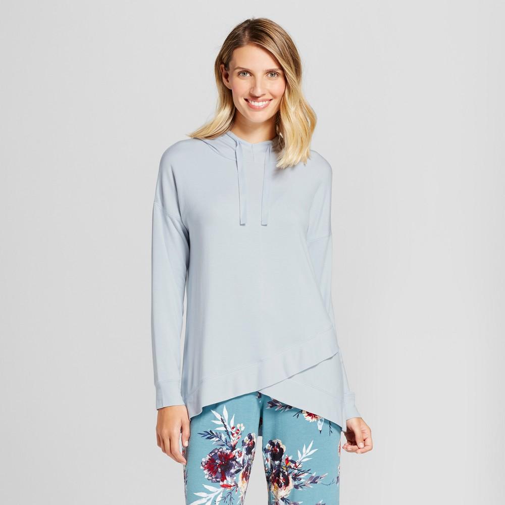 Womens Sleep sweatshirt White Hyacinth XS