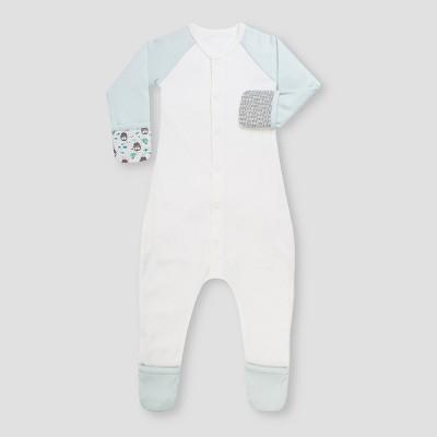 goumikids Baby goumi'alls Waddle - Mint 0-3M