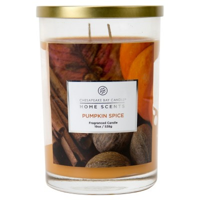 Jar Candle Pumpkin Spice 19oz - Chesapeake Bay Candles® Home Scents