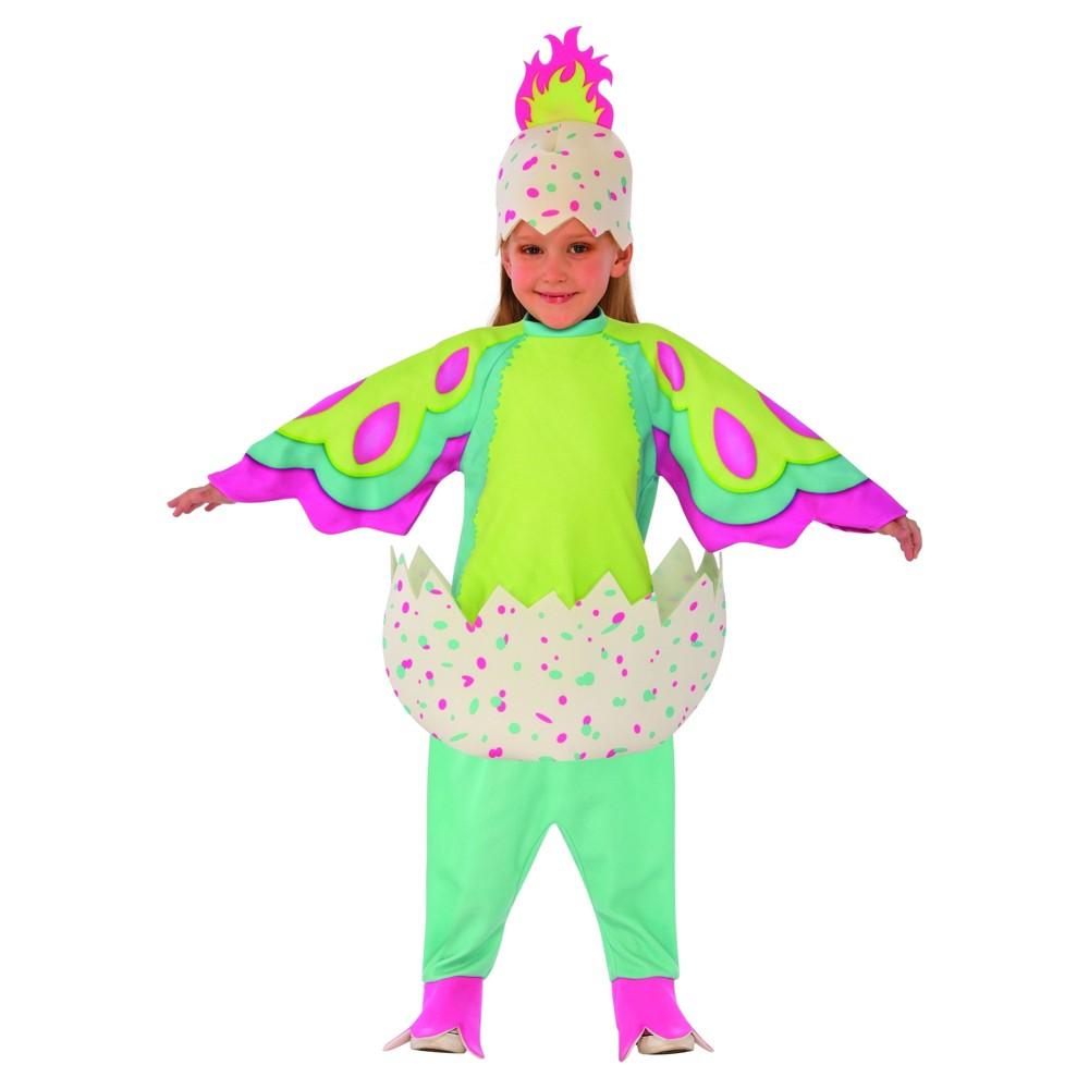 Hatchimals Penguala Kids Costume S (4-6), Kids Unisex, Multicolored