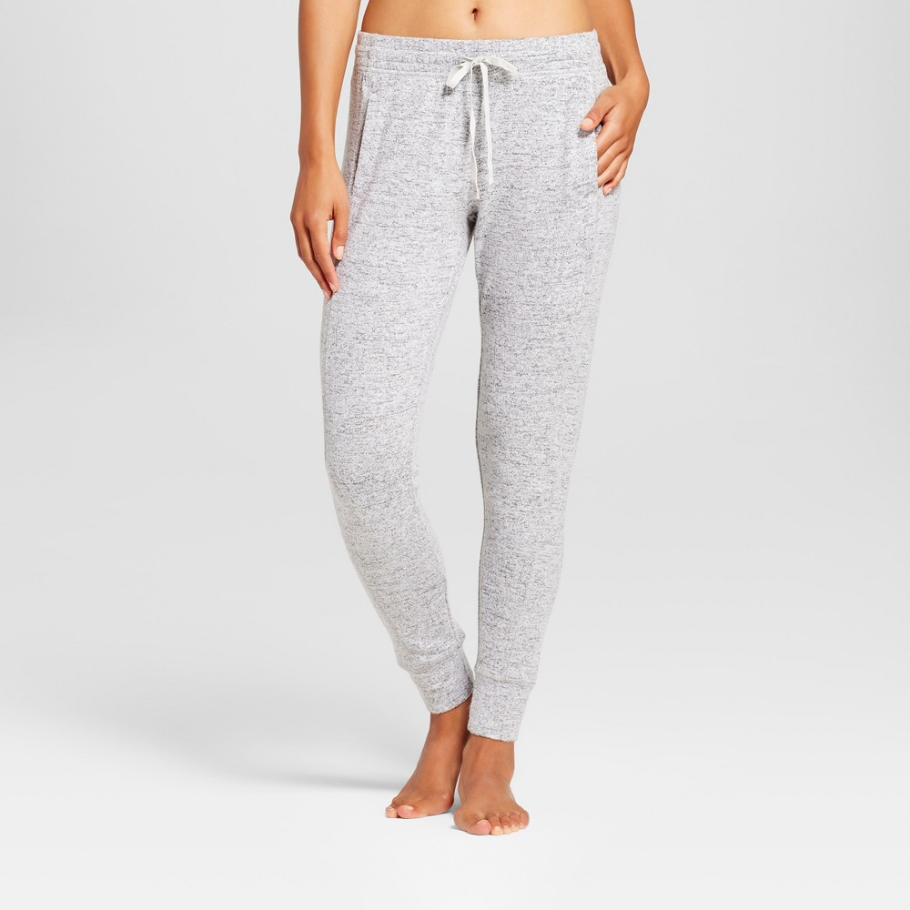 Womens Pajama Pants Gray S