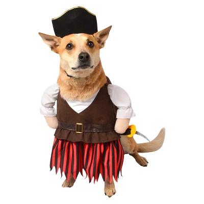 pirate frontal dog full body costume hyde u0026 eek boutique