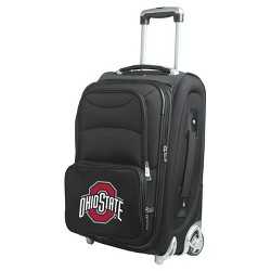 "NCAA 21"" Carry On Suitcase"
